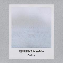 FJORDNE / stabilo – Andrew